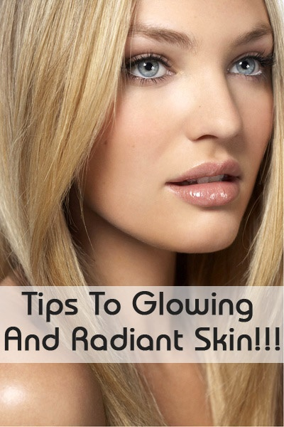 Top 10 Tips for a Healthy Glow