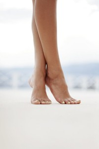 Healthy Feet - Day by Day Beauty Blog