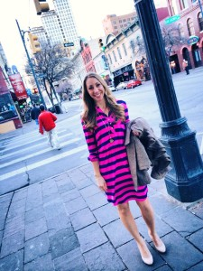 lillypulitzer, Lilly Pulitzer Neon Pink Dress