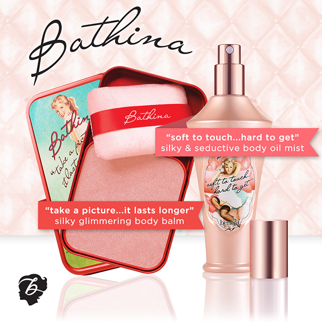 Bathina Review by Benefit Cosmetics