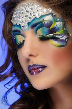 having captivating eyes is one thing that you should focus on if you want to beacome a beautiful fairy for halloween these are just some of the ideas i