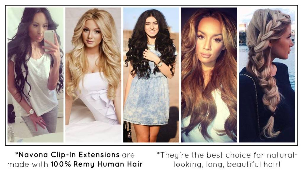 NAVONA Hair Extensions