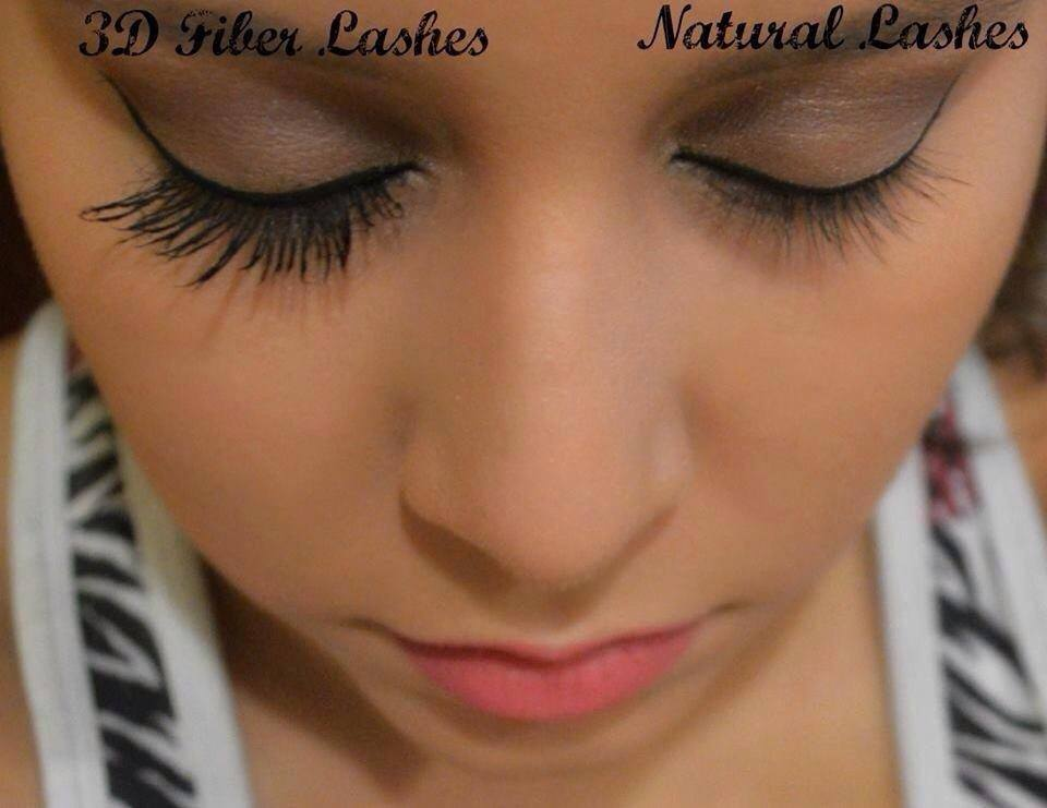 Day by Day Beauty Review of Younique 3D Fiber Lashes